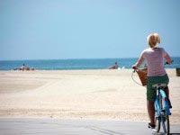 Καλοκαίρι, παραλία, ποδήλατο!