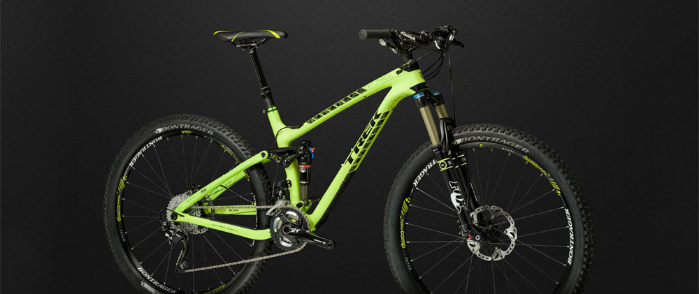 Trek Fuel EX και Lush στις 27.5