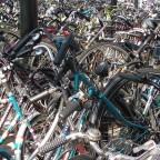 Ποδήλατα παντού, χαμός, καλό πράγμα!